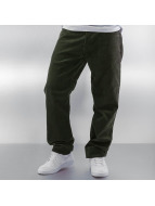 Carhartt WIP Jeans Straight Fit Cortland Marlow olive
