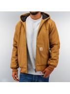 Carhartt WIP Kış ceketleri Dearborn Canvas Active kahverengi