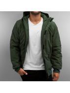 Carhartt WIP Kış ceketleri Tactel Ottoman Kodiak Blouson yeşil