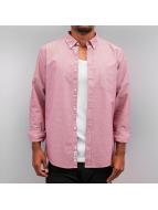 Carhartt WIP Koszule Rogers Cotton Oxford brazowy