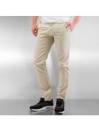 Carhartt WIP Kumaş pantolonlar Lamar bej