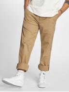 Carhartt WIP Kumaş pantolonlar Dunmore Station kaki