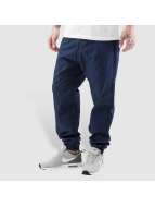 Carhartt WIP Kumaş pantolonlar Marshall mavi