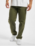 Carhartt WIP Denison Twilll Simple Pants Rover Green rinsed