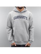 Carhartt WIP Mikiny Hooded Yale šedá