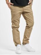 Carhartt WIP Pantalone chino Lamar Super Slim Fit Sid Chino beige