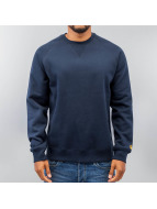 Carhartt WIP Pullover Chase bleu