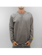 Carhartt WIP Pullover Chase gris