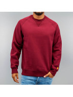 Carhartt WIP Pullover Chase rouge