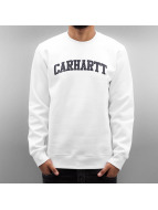 Carhartt WIP Pullover Yale weiß
