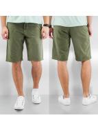Carhartt WIP Shorts Midvale Johnson grün