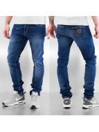 Carhartt WIP Skinny Jeans Colfax Rebel blue
