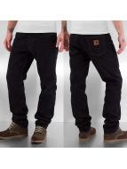 Carhartt WIP Skinny Jeans Bristol Texas II schwarz