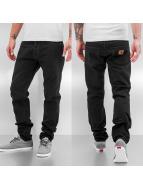 Carhartt WIP Skinny Jeans Orlando Klondike II schwarz