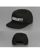 Carhartt WIP Snapback Cap Walker Starter black