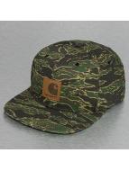 Carhartt WIP Snapback Capler Logo Canvas camouflage