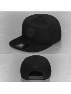 Carhartt WIP Snapback Caps Logo Starter svart