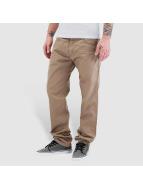 Carhartt WIP Straight Fit Jeans Cortez Slim Fit Skill beige