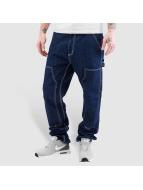Carhartt WIP Straight Fit Jeans Ruck blau