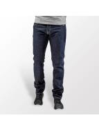 Carhartt WIP Straight Fit Jeans Hanford Buccaneer blau
