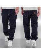 Carhartt WIP Straight Fit Jeans Otero Fulton blue