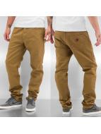 Carhartt WIP Straight Fit Jeans Turner Texas II braun