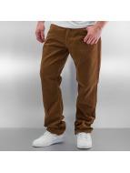 Carhartt WIP Straight Fit Jeans Cortland Marlow braun