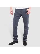 Carhartt WIP Straight Fit Jeans Greeley Rebel grå
