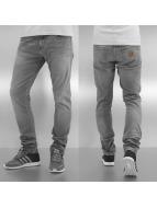 Carhartt WIP Straight Fit Jeans Greeley Rebel grey