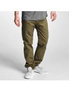 Carhartt WIP Straight Fit Jeans Oakland grün