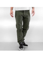 Carhartt WIP Straight Fit Jeans Turner Texas II olive