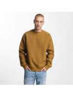 Carhartt WIP Swetry Chase brazowy