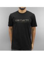 Carhartt WIP T-paidat S/S Wip Script musta