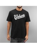 Carhartt WIP T-paidat S/S Vintage musta