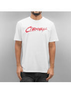 Carhartt WIP T-paidat S/S Paint valkoinen