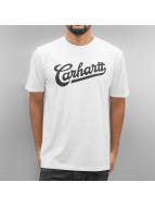 Carhartt WIP T-paidat S/S Vintage valkoinen