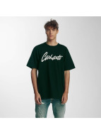 Carhartt WIP T-paidat Stray vihreä