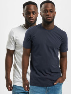 Carhartt WIP T-shirt Standard Crew Neck bianco