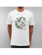 Carhartt WIP T-Shirt Bill blanc