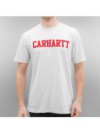 Carhartt WIP T-shirt College grå