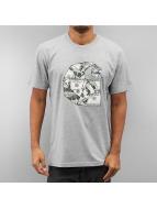 Carhartt WIP T-Shirt Bill grau
