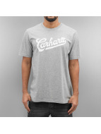 Carhartt WIP T-Shirt S/S Vintage grau