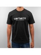 Carhartt WIP T-Shirt Script noir