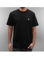 Carhartt WIP T-shirt Chase svart