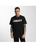 Carhartt WIP T-shirt College svart