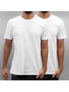 Carhartt WIP T-shirt Standard Crew Neck vit