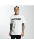 Carhartt WIP T-shirt College vit