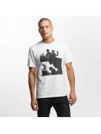 Carhartt WIP T-Shirt Pistols weiß