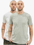Carhartt WIP T-Shirts Standard Crew Neck beyaz