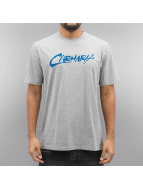 Carhartt WIP T-Shirts S/S Paint gri